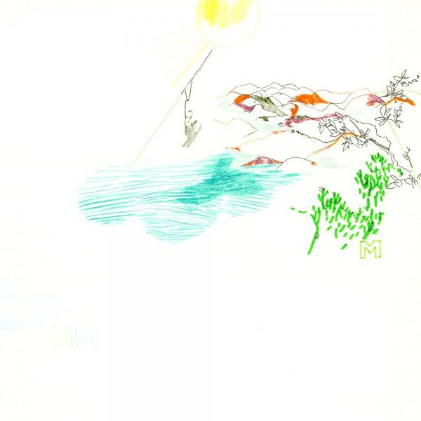alpinismus, 30 x 30 cm, 2012, mixed media