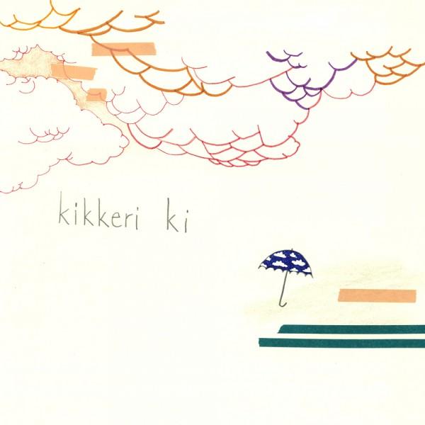 kikkeriki, 30 x 30 cm, 2013, mixed media