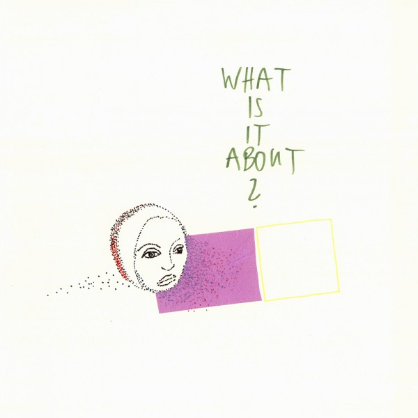 what is it about, Sophia?, 30 x 30 cm, 2013, mixed media